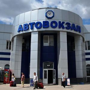 Автовокзалы Трехгорного