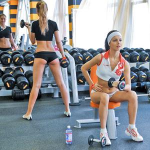 Фитнес-клубы Трехгорного
