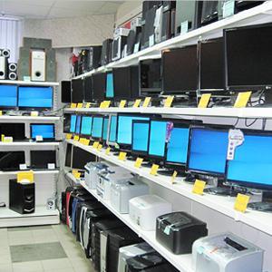 Компьютерные магазины Трехгорного