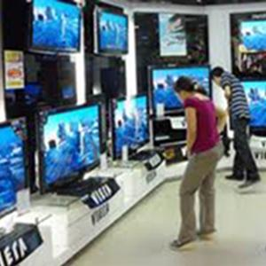 Магазины электроники Трехгорного