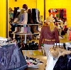 Магазины одежды и обуви в Трехгорном