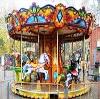 Парки культуры и отдыха в Трехгорном
