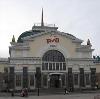 Железнодорожные вокзалы в Трехгорном