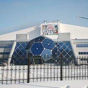 Спортивные комплексы Трехгорного
