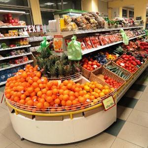 Супермаркеты Трехгорного